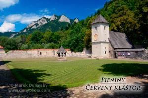 008-1P - Magnetka Pieniny, Červený kláštor