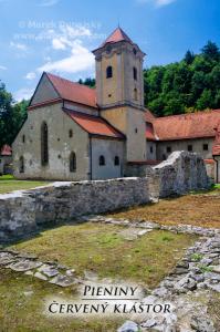 020-1P - Magnetka Pieniny, Červený kláštor
