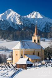 Ždiarský kostolík