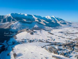 Belianske Tatry a Bachledova dolina