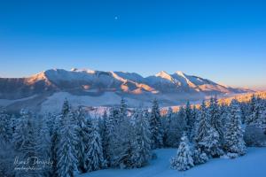 Belianske Tatry v zime