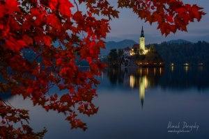 Bledské jazero - Blejsko jezero