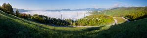 Výhľad z Dobšinského kopca
