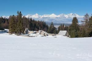 Kláštorisko a Vysoké Tatry