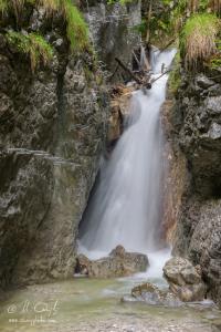 Barikádový vodopád, Kyseľ Ferrata HZS
