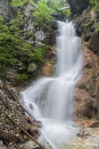 Obrovský vodopád, Kyseľ Ferrata HZS