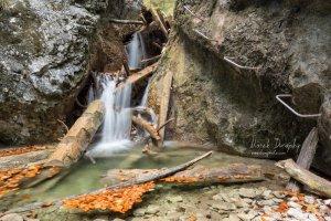 Kaplnkový vodopád