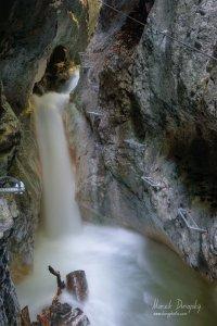 Vodopád v Temnici
