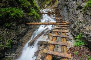 Roklina nad Malým vodopádom
