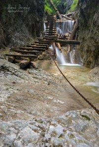 Nad Veľkým vodopádom