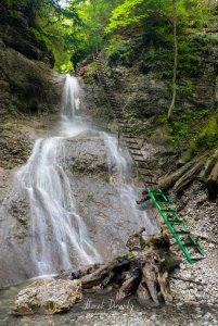Terasový vodopád