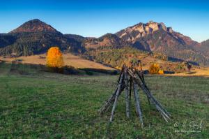 Nowa Góra a Trzy Korony (Tri Koruny)