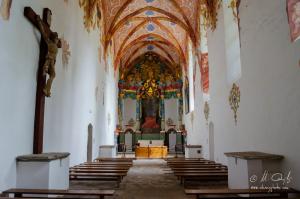 Kaplnka v Červenom kláštore