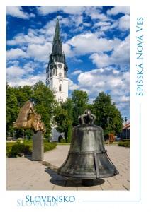 102 - Pohľadnica Spišská Nová Ves