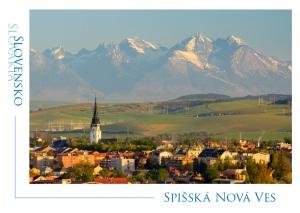103 - Pohľadnica Spišská Nová Ves