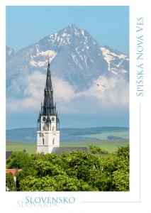 104 - Pohľadnica Spišská Nová Ves