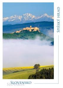 109 - Pohľadnica Spišský hrad