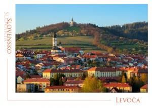 112 - Pohľadnica Levoča