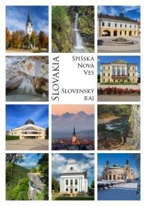 P213 - Pohľadnica Spišská Nová Ves