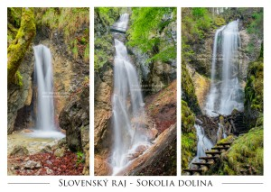 P014 - Pohľadnica Sokolia dolina
