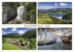 024 - Pohľadnica Slovenský raj - Juh