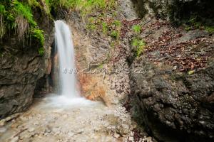 Skalný vodopád