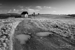 Cesta ku kaplnke
