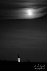 Spln mesiaca minimal