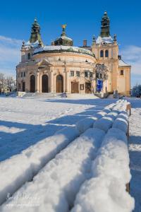 Divadlo v zime