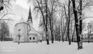 Rímskokatolícky veľký kostol