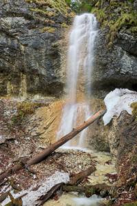 Bočný vodopád