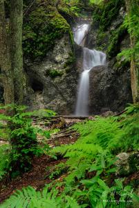 Vodopád v Bariére