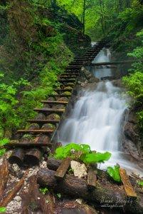 Pawlasov vodopád