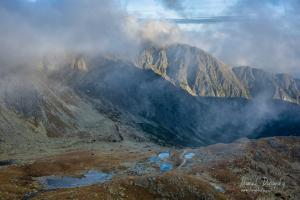 Mengusovská dolina z Vyšného Kôprovského sedla