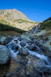 Štrbské Solisko a vodopád Skok