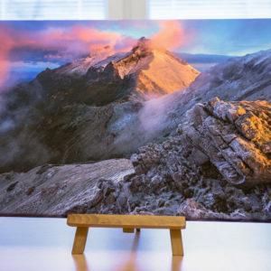 Fotka na plátne 40x60cm, Belianske Tatry