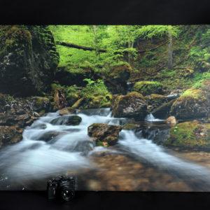 Fotka na plátne 80x120cm, Slovenský raj