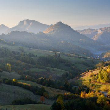 Krajinársky fotografický workshop – Pieniny III